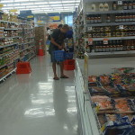 Grocery aisles