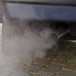 car exhaust. use less gas