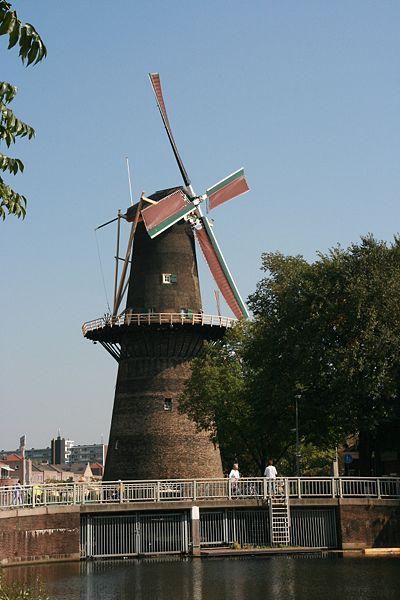 Schiedam_molen_De_Noord