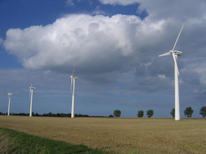 Wind farm--renewable energy
