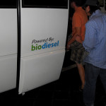 Biodiesel vehicle