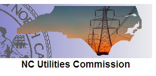 NC Utilities Commission logo