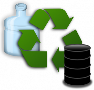 recycle waste plastic to oil