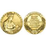 Norman Borlaug gold medal