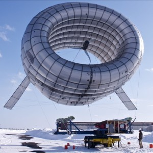 BAT airborne wind turbine