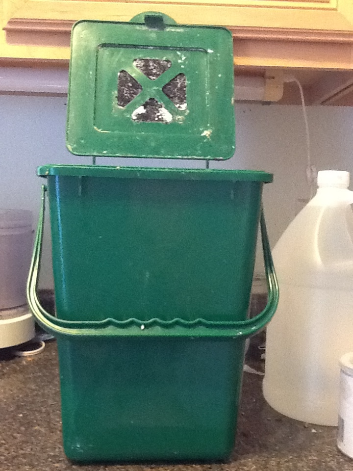My Compost Bucket Pail Container