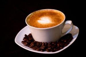Cuppa cappuccino--bird friendly coffee