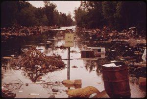 Illegal dumping Louisiana