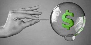 clean tech investment bubble