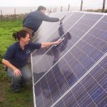 shared solar project