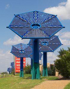 community owned solar garden