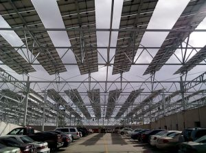 solar parking lot -- renewable energy certificates, RECs
