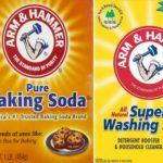 washing soda baking soda