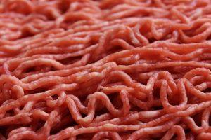 Ground beef. beef sustainability