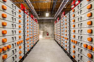 Portland General Electric lithium ion battery system