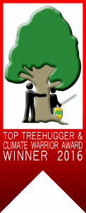 Treehugger badge