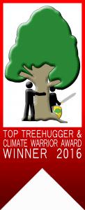 Treehugger badge