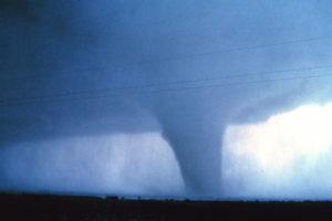 Tornado. South Australia blackout