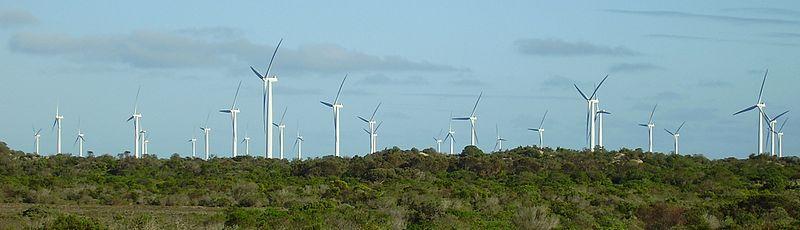 Wattle Point wind farm, South Australia wind energy