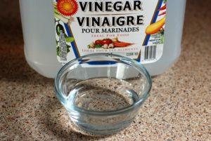 distilled vinegar, vinegar cleaning myths