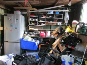 clutter. tips to declutter your home