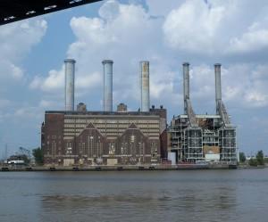 Kearny peaking plant. Electric utilities, public good